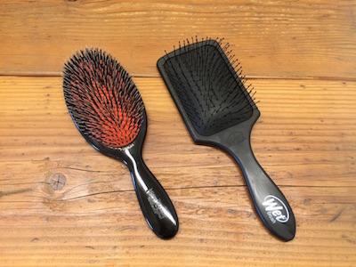 柏の美容室ominoメイソンピアソンヘアブラシ